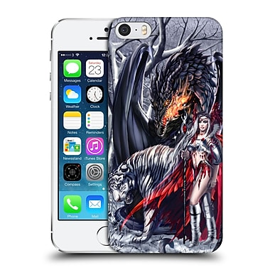 Official Ruth Thompson Fantasy Zodiac Cancer Hard Back Case For Apple Iphone 5 / 5S / Se