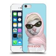 Official Pets Rock Celebrities Princess Hard Back Case For Apple Iphone 5 / 5S / Se