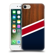 Official Nicklas Gustafsson Textures Wooden New England Hard Back Case For Apple Iphone 7