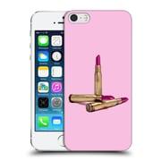 Official Paul Fuentes Pastels 2 Lipstick Bullet Hard Back Case For Apple Iphone 5 / 5S / Se