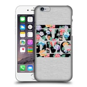 Official Run-D.M.C. Key Art Floral Hard Back Case For Apple Iphone 6 / 6S