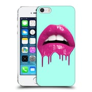 Official Paul Fuentes Pop Art Melting Kiss Hard Back Case For Apple Iphone 5 / 5S / Se