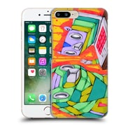Official Ric Stultz Robotic Animals Online Relationship Hard Back Case For Apple Iphone 7 Plus