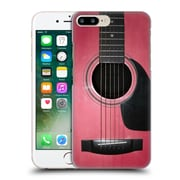 Official Nicklas Gustafsson Retro Vintage Guitar Pink Hard Back Case For Apple Iphone 7 Plus