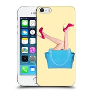Official Paul Fuentes Pop Art Bag High Heels Hard Back Case For Apple Iphone 5 / 5S / Se