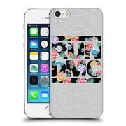 Official Run-D.M.C. Key Art Floral Hard Back Case For Apple Iphone 5 / 5S / Se