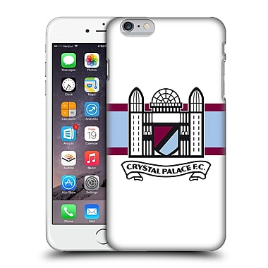 Official Crystal Palace Fc 2016/17 Retro Badge Towers Logo Hard Back Case For Apple Iphone 6 Plus / 6S Plus