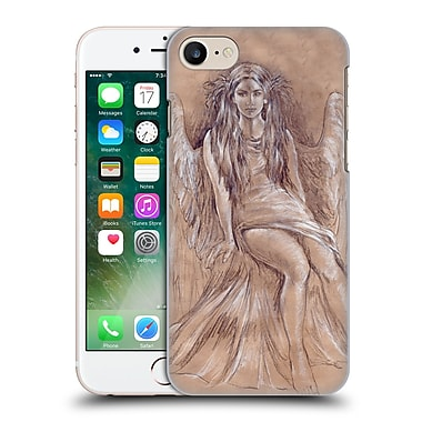 Official Ruth Thompson Angels The Grass Crown Hard Back Case For Apple Iphone 7