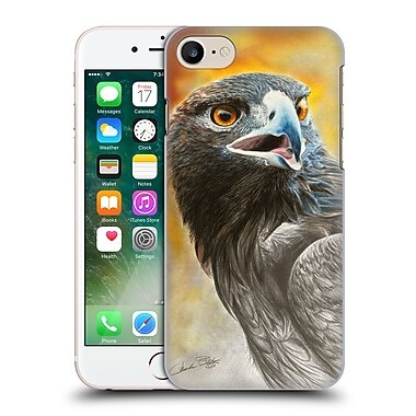 Official Chuck Black Bird Art More Precious Than Gold Hard Back Case For Apple Iphone 7