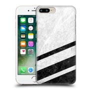 Official Nicklas Gustafsson Textures 3 White Striped Marble Hard Back Case For Apple Iphone 7 Plus