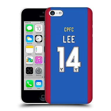 Official Crystal Palace Fc 2016/17 Players Home Kit Chung-Yong Lee Hard Back Case For Apple Iphone 5C