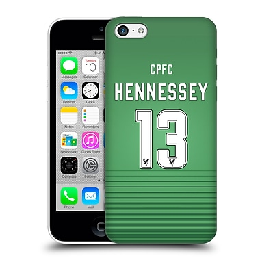 Official Crystal Palace Fc 2016/17 Players Away Kit Wayne Hennessey Hard Back Case For Apple Iphone 5C