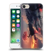 Official Daniel Conway Cherry Blossoms Scorched Earth Full Hard Back Case For Apple Iphone 7