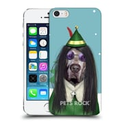 Official Pets Rock Christmas Xmas Metal Hard Back Case For Apple Iphone 5 / 5S / Se