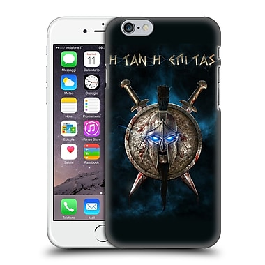 Official Christos Karapanos Horror 2 Spartan Hard Back Case For Apple Iphone 6 / 6S
