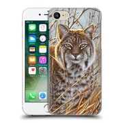 Official Chuck Black Big Cats Always Watching Hard Back Case For Apple Iphone 7