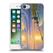 Official Chuck Black Landscape Unforgettable Moments Hard Back Case For Apple Iphone 7