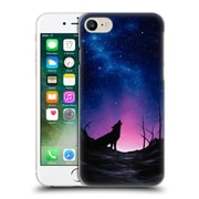 Official Chuck Black Canine Starry Nights Hard Back Case For Apple Iphone 7