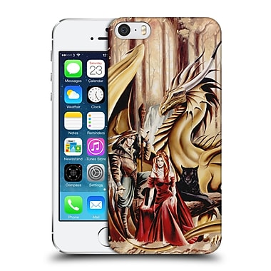 Official Ruth Thompson Dragons 2 Gathering Hard Back Case For Apple Iphone 5 / 5S / Se
