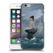 Official Rachel Anderson Mermaids Moon Tide Hard Back Case For Apple Iphone 6 / 6S