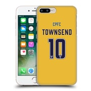 Official Crystal Palace Fc 2016/17 Players Away Kit Andros Townsend Hard Back Case For Apple Iphone 7 Plus