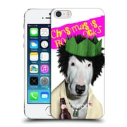 Official Pets Rock Christmas Xmas Punk Hard Back Case For Apple Iphone 5 / 5S / Se