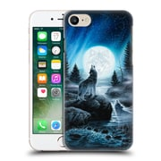 Official Chuck Black Canine Spirits Of The Wild Hard Back Case For Apple Iphone 7