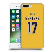 Official Crystal Palace Fc 2016/17 Players Away Kit Christian Benteke Hard Back Case For Apple Iphone 7 Plus