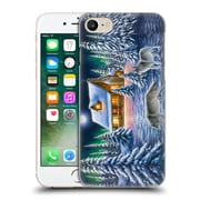 Official Chuck Black Cabin Nighttime Prowl Hard Back Case For Apple Iphone 7