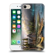 Official Chuck Black Cabin The Perfect Storm Hard Back Case For Apple Iphone 7