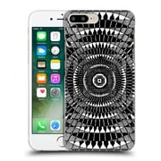 Official Peter Barreda Black And White Mandalas Zoor Hard Back Case For Apple Iphone 7 Plus