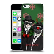 Official Pets Rock Christmas Xmas Brothers Hard Back Case For Apple Iphone 5C