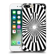 Official Peter Barreda Black And White Mandalas Zahying Hard Back Case For Apple Iphone 7 Plus