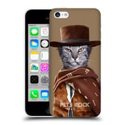 Official Pets Rock Celebrities 2 Western Hard Back Case For Apple Iphone 5C