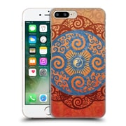 Official Peter Barreda Luminous Spirit Mandalas Anqua Waterstone Hard Back Case For Apple Iphone 7 Plus