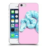 Official Paul Fuentes Animals Blue Snake Hard Back Case For Apple Iphone 5 / 5S / Se