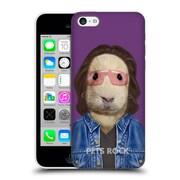 Official Pets Rock Celebrities 2 Savior Hard Back Case For Apple Iphone 5C