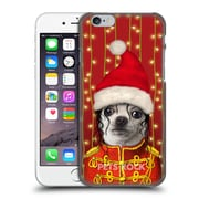 Official Pets Rock Christmas Xmas Pop Hard Back Case For Apple Iphone 6 / 6S