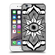 Official Peter Barreda Black And White Mandalas Osiori Hard Back Case For Apple Iphone 6 / 6S