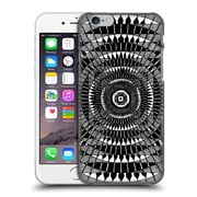 Official Peter Barreda Black And White Mandalas Zoor Hard Back Case For Apple Iphone 6 / 6S