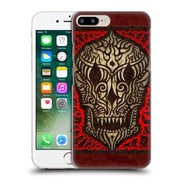 Official Peter Barreda Luminous Spirit Mandalas Odjaguo Bone Hard Back Case For Apple Iphone 7 Plus