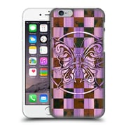 Official Peter Barreda Luminous Spirit Mandalas Ashalia Pinktile Hard Back Case For Apple Iphone 6 / 6S