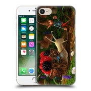 Official Christos Karapanos Fantasy Creatures 2 The Way Home Hard Back Case For Apple Iphone 7