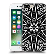 Official Peter Barreda Black And White Mandalas Rashim Hard Back Case For Apple Iphone 7 Plus