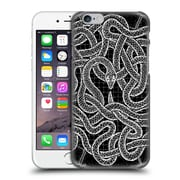 Official Peter Barreda Black And White Mandalas Quozarrah Hard Back Case For Apple Iphone 6 / 6S
