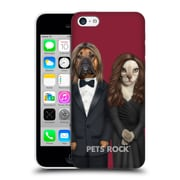 Official Pets Rock Celebrities Hollywood Hard Back Case For Apple Iphone 5C