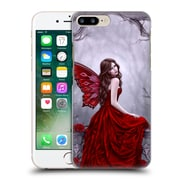 Official Rachel Anderson Fairies Winter Rose Hard Back Case For Apple Iphone 7 Plus