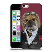 Official Pets Rock Celebrities Gege Hard Back Case For Apple Iphone 5C
