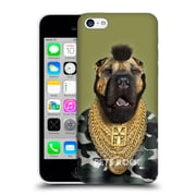 Official Pets Rock Celebrities Fool Hard Back Case For Apple Iphone 5C