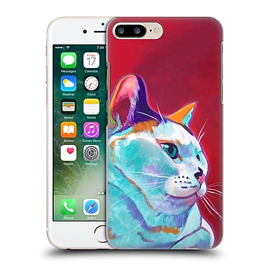 Official Dawgart Cats Pixie Girl Hard Back Case For Apple Iphone 7 Plus